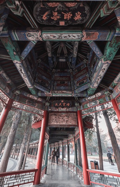 Temple of Heaven Interior Full Size