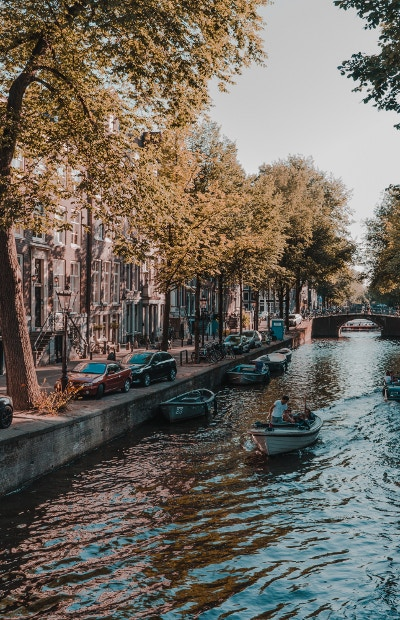 Amsterdam: canals
