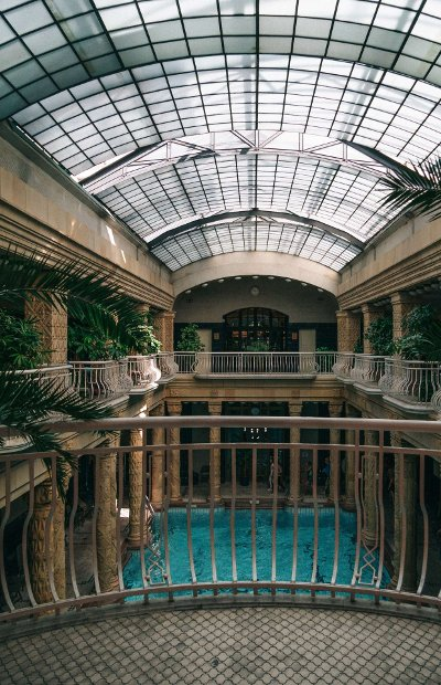Budapest: thermal baths